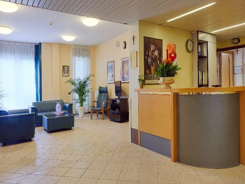 reception Unita' Riabilitativa Territoriale