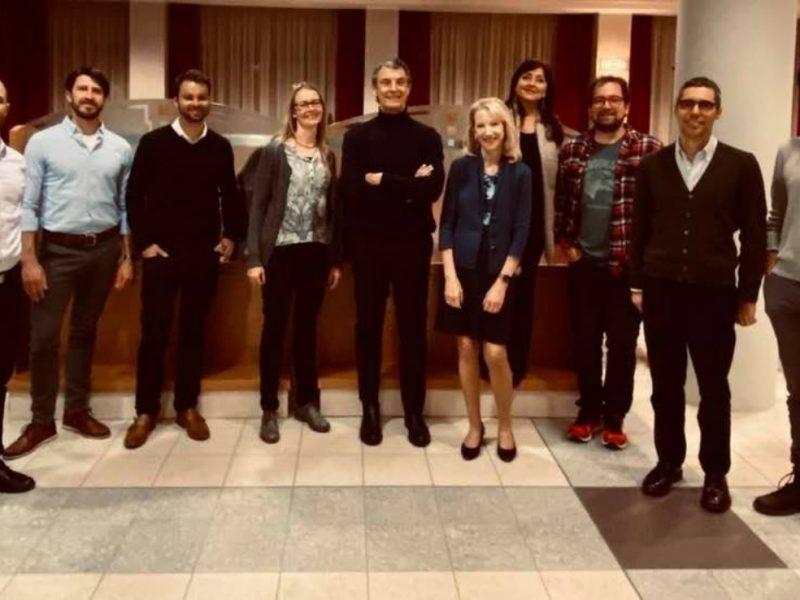 "i partecipanti al Workshop Internazionale su ""Philosophy of Science and Ethics"""
