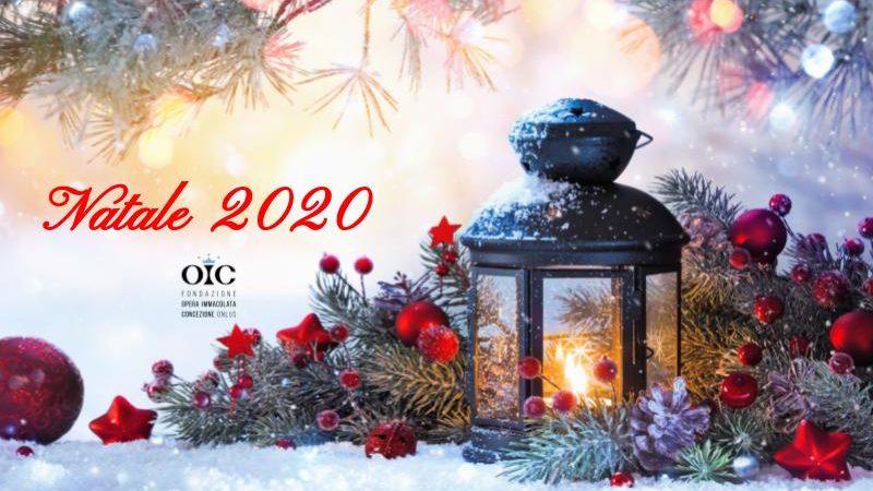 biglietto Natale 2020